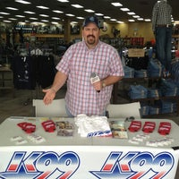 Photo taken at Boot Barn by Frank E. on 2/22/2013