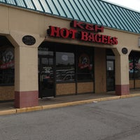 Photo taken at K&H Hot Bagels by Bill B. on 5/5/2013