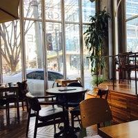 Photo taken at Cafe Eldia by Seonghee K. on 2/3/2016