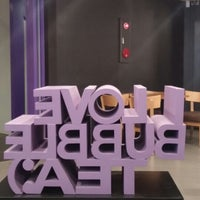 Photo taken at chatime by Seonghee K. on 2/19/2015