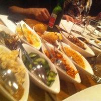 Das Foto wurde bei Restaurant Blauw von maatzel d. am 9/16/2013 aufgenommen