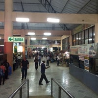 Photo taken at Terminal Terrestre Satipo by Walter C. on 7/26/2014
