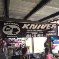 Photo taken at Gulf Breeze Flea Market by Danielle M. on 10/17/2015