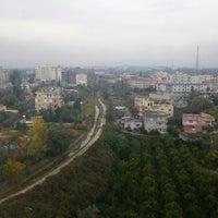 Photo taken at Üniversite Caddesi by Hamit .. on 11/30/2015