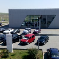 Photo taken at Volkswagen SANDRA AUTO Letcani by Emilian N. on 8/25/2015