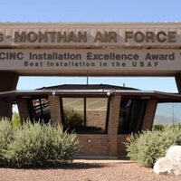 Photo taken at Davis Monthan Air Force Base by Hector O. on 12/21/2016