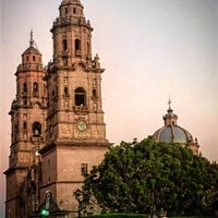 Photo taken at Morelia by Hector O. on 12/9/2016