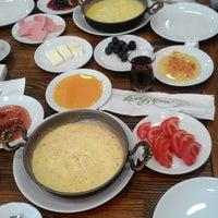 Photo taken at Şah Bey Restaurant by Sibel Ş. on 5/20/2017
