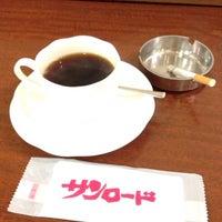 Photo taken at コーヒーハウス サンロード by Takashi K. on 12/16/2014