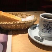 Photo taken at Komeda's Coffee by Takashi K. on 2/22/2018