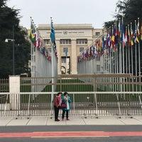 Foto scattata a United Nations Office at Geneva da Ata E. il 3/24/2017