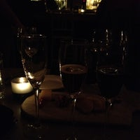 Photo taken at Sonoma Restaurant and Wine Bar by Lauren L. on 12/7/2012