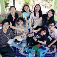Photo taken at โรงเรียนบ้านคลองสิบสี่ by Pitchanun O. on 3/13/2016