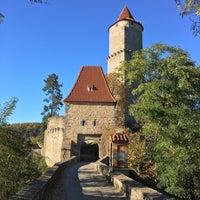 Photo taken at Zvíkov Castle by Radek B. on 10/15/2017