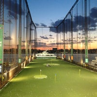 Photo taken at The Golf Club at Chelsea Piers by Kerri M. on 5/17/2013