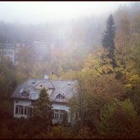 Photo taken at Spa Resort Sanssouci by Rinat K. on 10/22/2012
