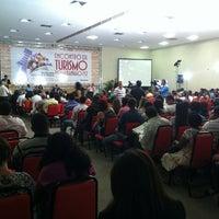 Photo taken at Centro De Convenções by Maranhão Ú. on 11/29/2012