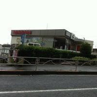 Photo taken at 日産プリンス東京 馬込店 by 433516 on 7/4/2013