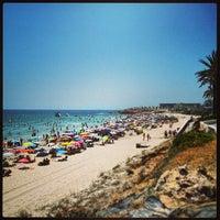 Foto tomada en Playa Mil Palmeras por Jose Antonio L. el 7/27/2013
