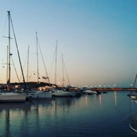 Photo taken at Marina Yacht Club by Orhan K. on 7/12/2016