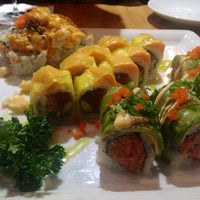 Photo taken at Symphony Sushi by Jesse T. on 3/2/2013