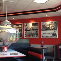 Photo taken at Steak 'n Shake by Courtney T. on 5/3/2013