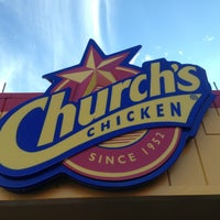 Photo taken at Church's Chicken by Joe L. on 12/29/2012