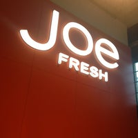 Photo taken at Joe Fresh by Anjel C. on 4/5/2014