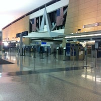 Photo taken at Buffalo Niagara International Airport (BUF) by Anjel C. on 10/6/2012