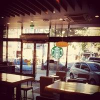 Photo taken at Starbucks by Jihoon S. on 10/11/2012