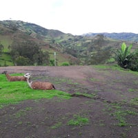 Photo taken at Isinliví, Ecuador by Tini on 5/2/2018