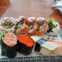 Photo taken at Sushi East by mzyenh on 1/15/2015
