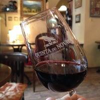 Photo taken at Porto coffee & wine by Yuriy L. on 1/9/2015