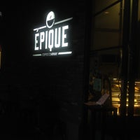 Photo taken at Epique Coffee Company by Fie E. on 10/18/2016