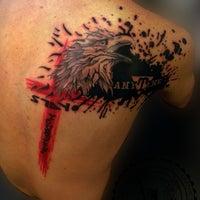 Photo taken at Benten Tattoo by benten tattoo on 11/29/2015