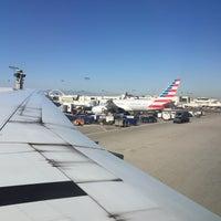 Photo taken at Gate 43 by Bernie C. on 5/2/2017