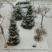 Photo taken at özalp belediyesi by Fatma I. on 12/1/2015