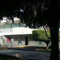 Photo taken at Facultad de Letras y Comunicación by Mau F. on 11/30/2015