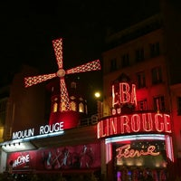 Photo taken at Le Moulin Rouge - Thury Sous Clermont by Ivan P. on 12/17/2015