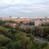 Das Foto wurde bei Лыжня в Коломенском von Dmitry K. am 8/27/2013 aufgenommen