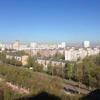 Das Foto wurde bei Лыжня в Коломенском von Dmitry K. am 5/7/2013 aufgenommen