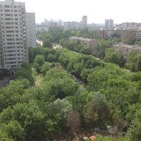 Das Foto wurde bei Лыжня в Коломенском von Dmitry K. am 6/1/2013 aufgenommen