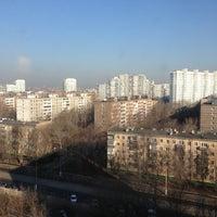 Das Foto wurde bei Лыжня в Коломенском von Dmitry K. am 4/17/2013 aufgenommen