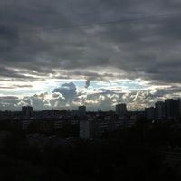 Das Foto wurde bei Лыжня в Коломенском von Dmitry K. am 7/22/2013 aufgenommen