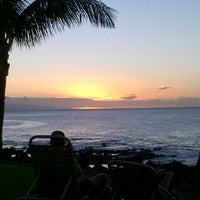 Photo taken at Outrigger Napili Shores by Jaimee S. on 10/21/2012