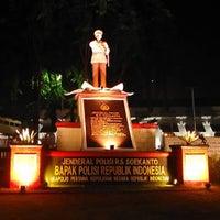 Photo taken at Polrestabes Surabaya by Cak Handoko L. on 12/12/2015