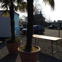 Photo taken at Papieri-Treffpunkt P3 by Xaver I. on 3/28/2014