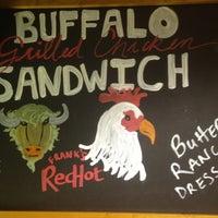 Photo taken at Potbelly Sandwich Shop by Joe H. on 4/25/2013