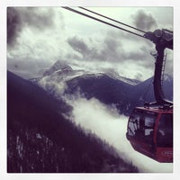 Photo taken at PEAK 2 PEAK Gondola by Ted C. on 3/16/2013