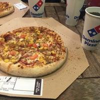 Photo taken at Domino's Pizza by Kadir Ö. on 1/13/2016